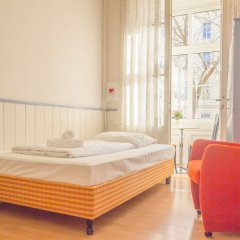Отель Pension Hargita Австрия, Вена - отзывы, цены и фото номеров - забронировать отель Pension Hargita онлайн комната для гостей фото 4