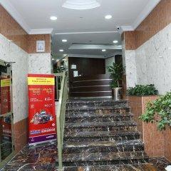 Отель Safari Hotel Apartments ОАЭ, Аджман - отзывы, цены и фото номеров - забронировать отель Safari Hotel Apartments онлайн интерьер отеля фото 3