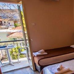 Отель Ulrika Греция, Эгина - отзывы, цены и фото номеров - забронировать отель Ulrika онлайн балкон