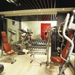 STRAF Hotel&bar фитнесс-зал фото 2