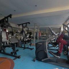 Privé Hotel and Apartment Ксамил фитнесс-зал
