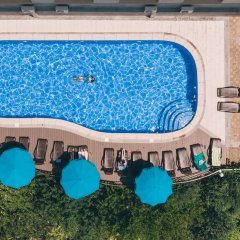 Отель Олимпия бассейн