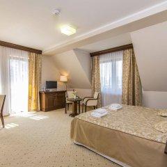 Отель Crocus Польша, Закопане - отзывы, цены и фото номеров - забронировать отель Crocus онлайн комната для гостей фото 4