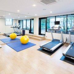 Отель Mystays Premier Akasaka Токио фитнесс-зал
