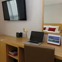 Отель Ramada by Wyndham Seoul Dongdaemun Сеул удобства в номере