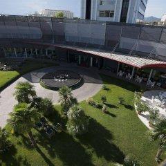 Отель Panoramic Hotel Plaza Италия, Абано-Терме - 6 отзывов об отеле, цены и фото номеров - забронировать отель Panoramic Hotel Plaza онлайн балкон