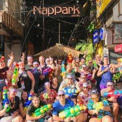 Отель NapPark Hostel Таиланд, Бангкок - отзывы, цены и фото номеров - забронировать отель NapPark Hostel онлайн детские мероприятия