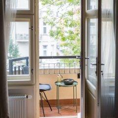 Апартаменты Boris' apartments City centre parks Прага балкон