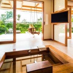 Отель Fusion Resort Phu Quoc Вьетнам, Остров Фукуок - отзывы, цены и фото номеров - забронировать отель Fusion Resort Phu Quoc онлайн бассейн фото 3