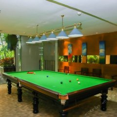 Отель Golden Bay Resort Сямынь спортивное сооружение