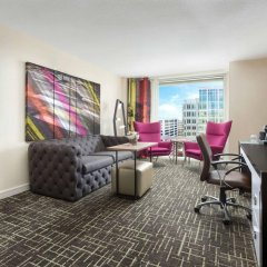 Отель Hyatt Arlington комната для гостей фото 5