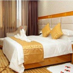 Отель Xiamen Plaza Сямынь комната для гостей