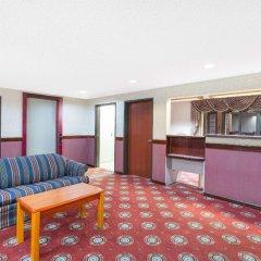 Отель Rodeway Inn Effingham удобства в номере