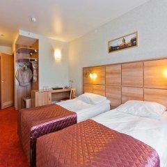 Гостиница Охтинская 3* Стандартный номер с различными типами кроватей фото 3