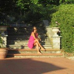 Отель Villa Arabella Морнико-Лозана спортивное сооружение