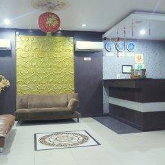 OYO 542 Majestiq Hotel интерьер отеля