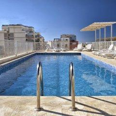 Отель Argento Мальта, Сан Джулианс - отзывы, цены и фото номеров - забронировать отель Argento онлайн бассейн фото 2