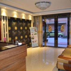 Отель Shunda Xian Xianyang Airport Hotel Китай, Сяньян - отзывы, цены и фото номеров - забронировать отель Shunda Xian Xianyang Airport Hotel онлайн интерьер отеля фото 3