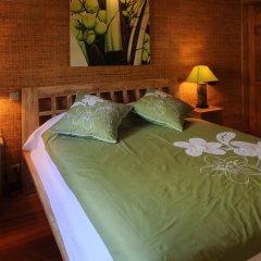 Отель Green Lodge Moorea Французская Полинезия, Папеэте - отзывы, цены и фото номеров - забронировать отель Green Lodge Moorea онлайн комната для гостей