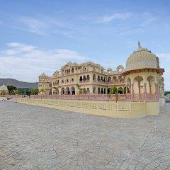 Отель The Jaibagh Palace пляж