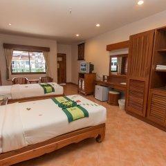 Отель Bel Aire Patong 3* Стандартный номер с различными типами кроватей фото 2