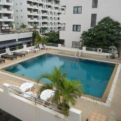 Отель Jomtien Good Luck Apartment Таиланд, Паттайя - отзывы, цены и фото номеров - забронировать отель Jomtien Good Luck Apartment онлайн бассейн