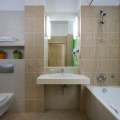 Отель Media Park Варшава ванная