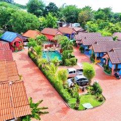 Отель Phaithong Sotel Resort балкон