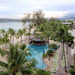 Отель Beyond Resort Kata пляж фото 2