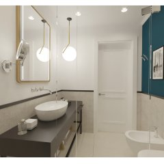Отель H10 Palazzo Canova Италия, Венеция - отзывы, цены и фото номеров - забронировать отель H10 Palazzo Canova онлайн ванная фото 2