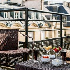 Отель Astra Opera - Astotel Франция, Париж - 3 отзыва об отеле, цены и фото номеров - забронировать отель Astra Opera - Astotel онлайн балкон