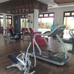 Отель Vinh Hung Emerald Resort Хойан фитнесс-зал