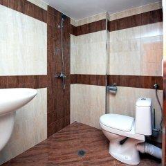 Отель Paros Болгария, Поморие - отзывы, цены и фото номеров - забронировать отель Paros онлайн ванная фото 2