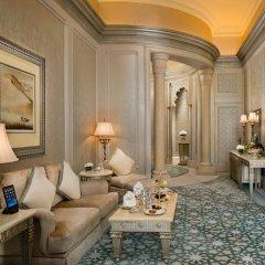 Отель Emirates Palace Abu Dhabi комната для гостей фото 2