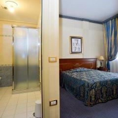 Отель Zanhotel Europa Италия, Болонья - отзывы, цены и фото номеров - забронировать отель Zanhotel Europa онлайн ванная