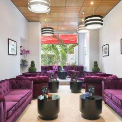Отель Best Western Plus Brice Garden Ницца интерьер отеля