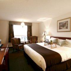Отель Foxwood Inn & Suites Drayton Valley комната для гостей фото 2