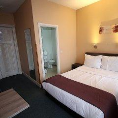 Hotel Derby Брюссель комната для гостей фото 5
