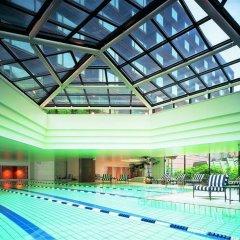 Отель Grand Hyatt Fukuoka Япония, Хаката - отзывы, цены и фото номеров - забронировать отель Grand Hyatt Fukuoka онлайн фитнесс-зал фото 2