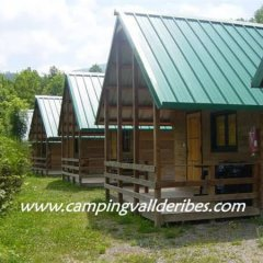 Отель Camping Vall De Ribes Испания, Рибес-де-Фресер - отзывы, цены и фото номеров - забронировать отель Camping Vall De Ribes онлайн фото 7
