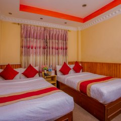 Отель Gauri Непал, Катманду - отзывы, цены и фото номеров - забронировать отель Gauri онлайн комната для гостей