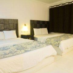 Отель Erus Boracay Филиппины, остров Боракай - отзывы, цены и фото номеров - забронировать отель Erus Boracay онлайн комната для гостей фото 5