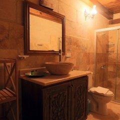 Turquaz Cave Турция, Гёреме - отзывы, цены и фото номеров - забронировать отель Turquaz Cave онлайн ванная