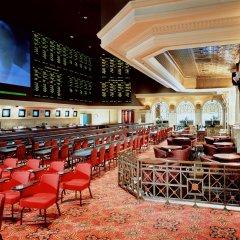 Park MGM Las Vegas Hotel развлечения