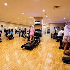 Отель Defne Dream Сиде фитнесс-зал
