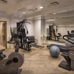 Hotel Ambasciatori Римини фитнесс-зал