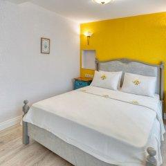 Отель Sigacik Gardenya Buti̇k Otel комната для гостей фото 5