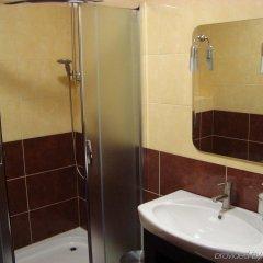 Отель Gaja Познань ванная