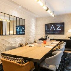 Laz' Hotel Spa Urbain Paris питание фото 2