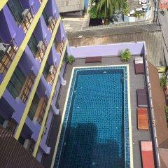Отель Eastiny Residence Hotel Таиланд, Паттайя - 5 отзывов об отеле, цены и фото номеров - забронировать отель Eastiny Residence Hotel онлайн бассейн фото 2